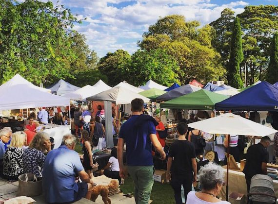 Mosman Markets Saturday 07/04/18 8am-3pm